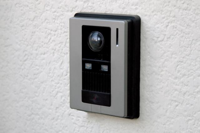 録画機能付インターホン